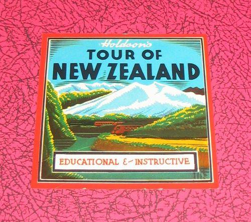 Tour of New Zealand