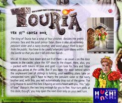 Touria: The 10th Castle Door