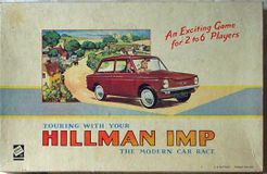 Touring with your Hillman Imp Game