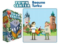 Town Center: Beaune / Turku
