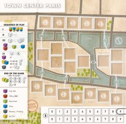Town Center: Expansion n°1