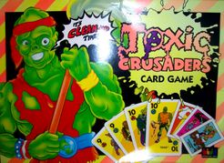 Toxic Crusaders Card Game