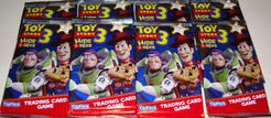 Toy Story 3 Hide and Seek Trading Card Game
