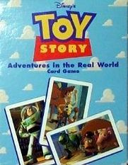 Toy Story: Adventures in the Real World