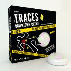 TRACES: Downtown Crime