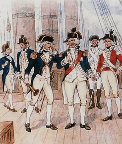 TRADITION OF GLORY: A Game of Naval Adventure during the Age of Nelson