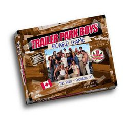 Trailer Park Boys Board Game