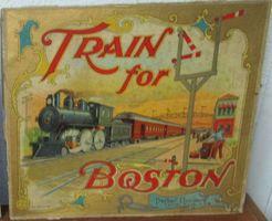 Train for Boston