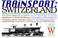 Trainsport: Switzerland
