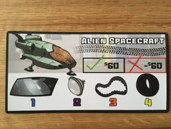 Traitor Mechanic: The Traitor Mechanic Game – Alien Spacecraft