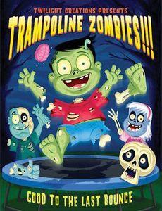 Trampoline Zombies!!!