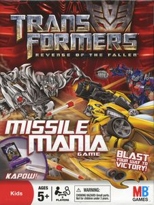Transformers (Revenge of the Fallen) Missile Mania