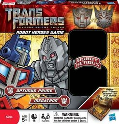 Transformers: Revenge of the Fallen Robot Heroes Game