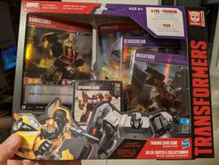 Transformers Trading Card Game: Bumblebee vs Megatron Starter Set