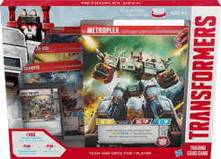 Transformers Trading Card Game: Metroplex