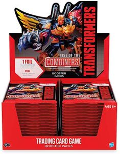 Transformers Trading Card Game: Rise of the Combiners