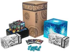 Transformers Trading Card Game: Wave One Energon Edition
