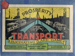 Transport: A Fascinating Card Game