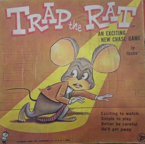 Trap the Rat