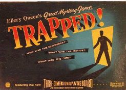 Trapped!  Ellery Queen's Great Mystery Game