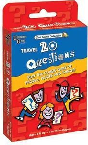Travel 20 Questions for Kids