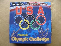 Travel Olympic Challenge