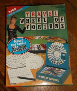 Travel Wheel of Fortune