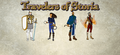 Travelers of Storia: Clan Blackcore
