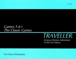 Traveller: The Classic Games, Games 1-6+