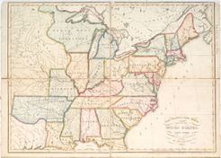 Travellers' Tour Through the United States