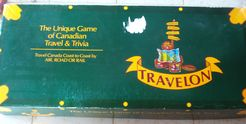 Travelon: The Unique Game of Canadian Travel & Triva