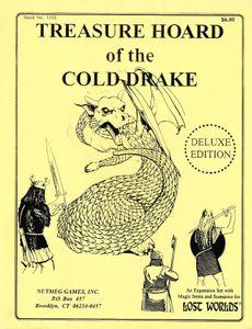 Treasure Hoard of the Cold Drake