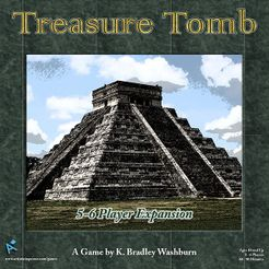 Treasure Tomb: 5-6 Player Expansion
