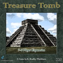 Treasure Tomb 7-8 Player Expansion
