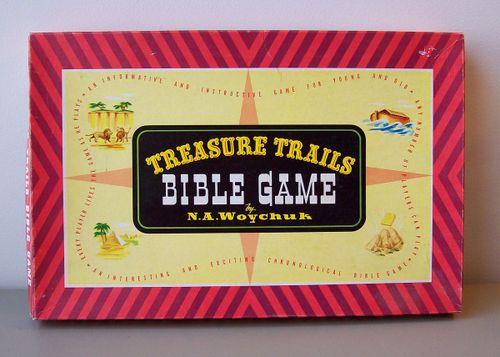 Treasure Trails Bible Game