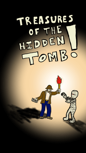 Treasures of the Hidden Tomb