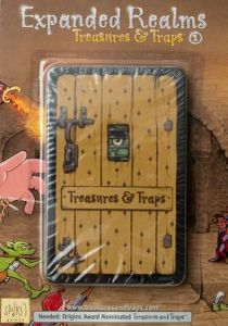 Treasures & Traps: Expanded Realms 1