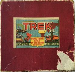 Trek: World Travel Race by Land, Sea and Air