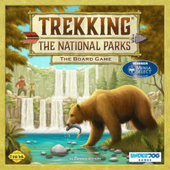 Trekking the National Parks: Second Edition