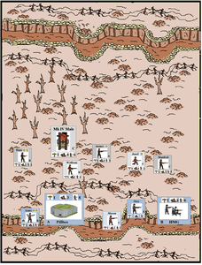 Trench War: A Solitaire Game of Tactical Combat in the Trenches of the First World War.