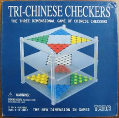 Tri-Chinese Checkers