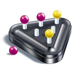 Tri-Zany Magnetic Marble Game