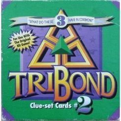 TriBond Clue-set Cards #2