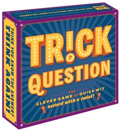 Trick Question: The Clever Game of Quick Wit – Served With a Twist!