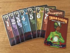 Trick-Taking: The Trick-Taking Game – Clairvoyant promo