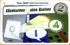 Trick 'n Trouble: Käsekuchen ohne Rosinen