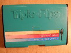 Triple Flips 1: Horses