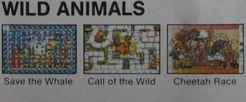 Triple Flips 3: Wild Animals