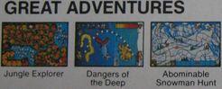 Triple Flips 7: Great Adventures