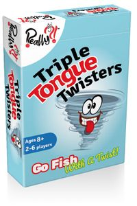Triple Tongue Twisters: Go Fish with a Twist!